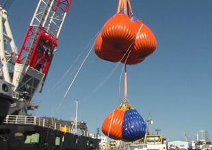 Safetmade'den 440 ton ağırlık testi