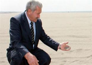 Kısırlık tedavisinde kullanılabilecek kum