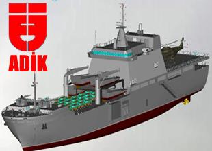 Tank Çıkarma Gemisi (LST) inşaa edilecek