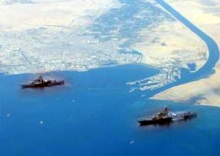 Süveyş Kanalı'ndan zamlı geçiş başladı