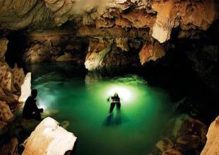 Türkiye'nin en uzun mağarası: İnsuyu