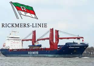 Rickmers, Hindistan filosunu büyütüyor