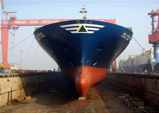 "Hyundai Brave ""Green Ship""e dönüştü"