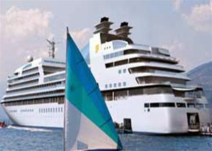 Çeşme, 37 bin kruvaziyer turistini ağırlayacak