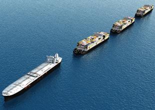 Bluemar'dan okyanus aşan hizmet