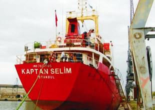 Aliağa'ya söküme gelen gemi icralık çıktı