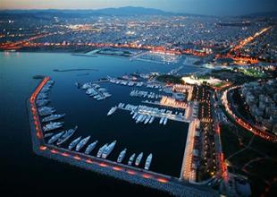 Flisvos Marina'da Türk Bayrağı krizi
