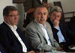DTO Yönetimi Alanya'ya çıkarma yaptı