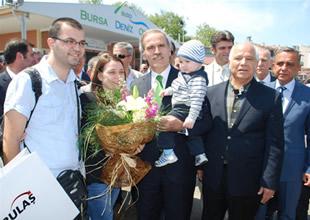 BUDO 3 ayda tam yüz bin yolcu taşıdı