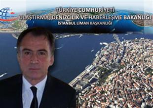 İstanbul Liman Başkanlığı'nda atama