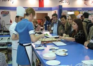 Türk balıkları ESE Fuarı'nda tanıtıldı