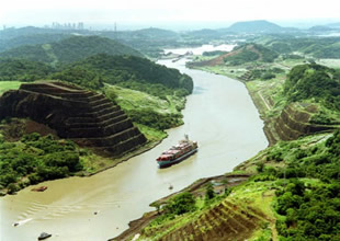 Mühendislik harikası: Panama Kanalı