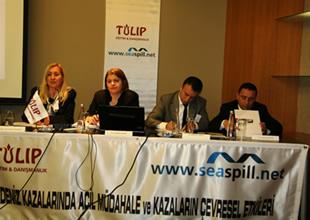 Deniz kazaları ve çevresel etkileri tartışıldı