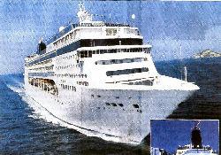 Dev Gemiler Birer Yüzer Otel