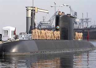 TSK'de  bünyesinde 14 denizaltı var
