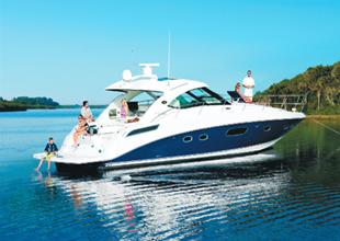 Golden Horn Boat, deniz tutkunları için