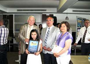 Urlalı öğrenci, DTO yarışmasında 3. oldu