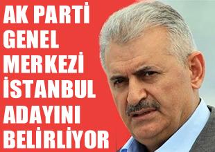 AK Parti, İstanbul için yoklama çekiyor!