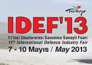 11. Uluslararası Savunma Sanayi Fuarı
