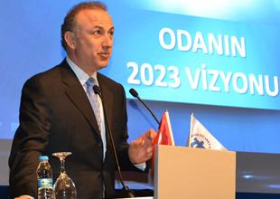 Metin Kalkavan 2023 hedeflerini açıkladı