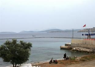 Kaçak iskele çevrecileri harekete geçirdi