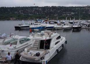 173 tekne ve mega yat görücüye çıktı