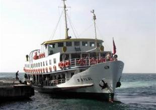 İzmir Belediyesi 9 Eylül Vapuru'nu satıyor