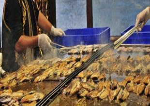 Bakanlık, balık ekmekçileri denetledi