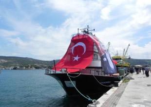 Akdemir teknesi artık Katip Çelebi'nin