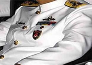 Görev yeri imkansız olan Deniz Binbaşı