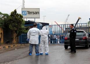 Tuzla'da tersanede patlama: 1 ölü