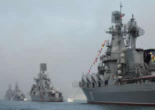 Rus düzenli filosunun kuruluş yıldönümü