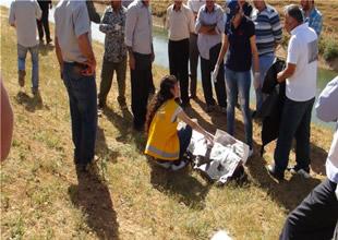 Suriyeli çoban su kanalında boğuldu