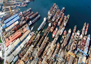 Japonya, ilk çeyrekte 35 gemi siparişi aldı