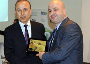 Evyaport Limanı'na 'Yeşil Liman' ödülü