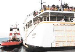 Mart-Port limanında sorun var