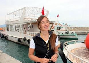Encümen 61 metreyle dalış rekoru kırdı
