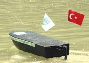 Sualtı görüntü alma teknesi yaptılar