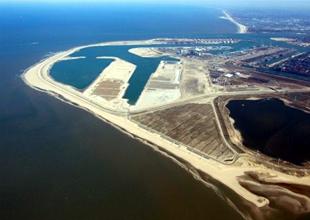 Rottterdam Limanı'nın yanına yeni liman