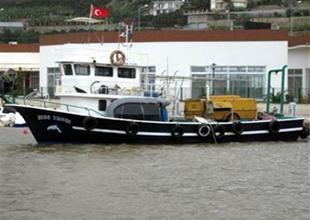 Tunceli Üniversitesi'ne araştırma gemisi