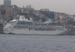 Cruise Sezonu Açıldı...