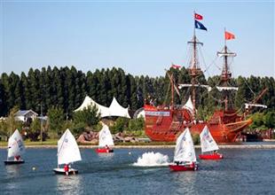 Belediyeden ücretsiz yelkenli tekne eğitimi