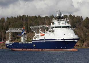 Island Offshore yeni gemisini teslim aldı