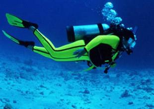 Tüplü dalış sporuna ilgi sürekli artıyor