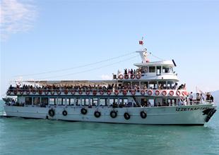 Bursa'da Mavi tur heyecanı başladı