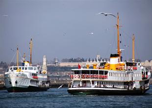 İstanbul vapurlarında yaz keyfi başlıyor