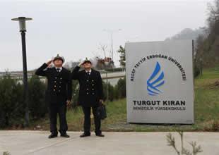 RTÜ Üniversitesi'ne araştırma gemisi