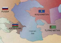 ABD Türkiye'yi Hazar'a Çekiyor
