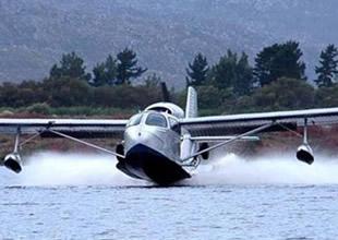 Çin donanmasına ait deniz uçağı düştü