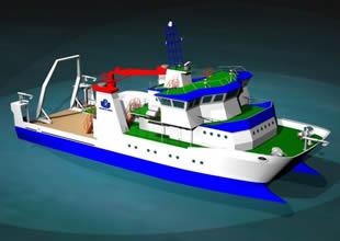 Nauta'dan özel amaçlı araştırma gemisi